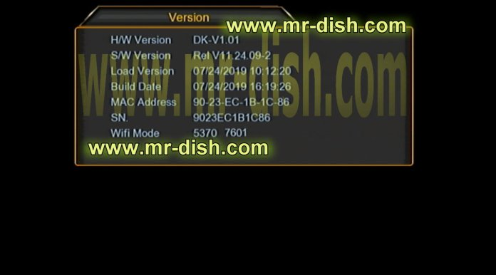 STAR NET Q999 1507G 8M TEN SPORT OK POWERVU SOFTWARE