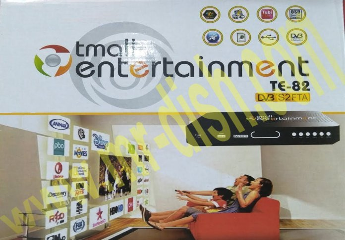 TMALL ENTERTAINMENT TE-82 TEN SPORT OK SOFTWARE UPDATE