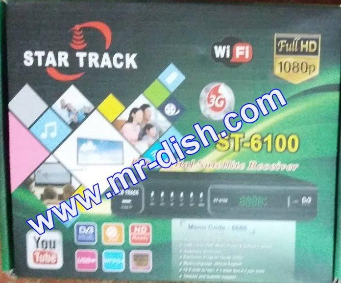 STAR TRACK ST-6100 HD CCCAM & TEN SPORT OK SOFTWARE