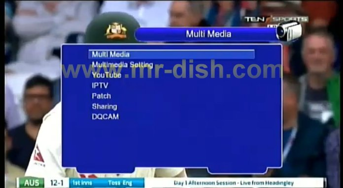 MULTIMEDIA 1506T SOG RECEIVER POWERVU SOFTWARE UPDATE