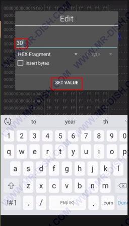 Now Set Value