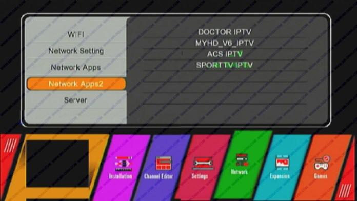 GX6605S HW203.00.001 IPTV Option