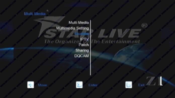 STAR LIVE Z1 1506T DQCAM