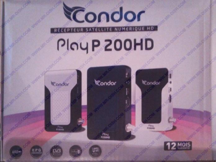 CONDOR P200 1506G 4M SCD3 NEW SOFTWARE