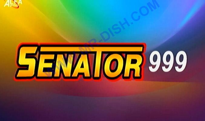 SENATOR 999 1507G 8M NEW SOFTWARE