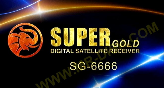SUPER GOLD SG-6666 1506TV LATEST SOFTWARE