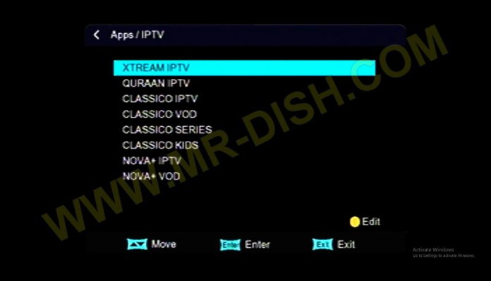 FROG 666 1056TV IPTV Option
