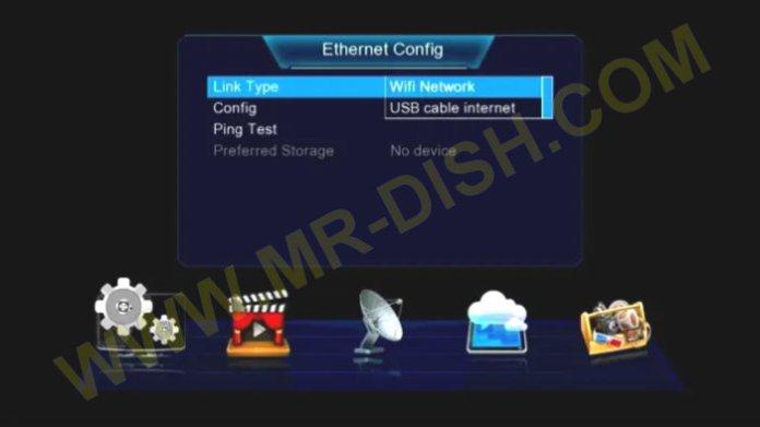 DRAKE 2000W 1506TV Network option