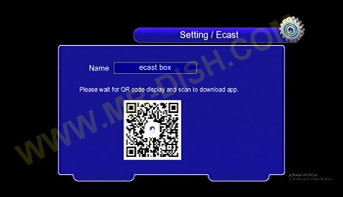 DISCOVERY 6666 1506TV Ecast Option