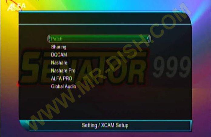 SENATOR 999 1507G 1G 8M Server Option