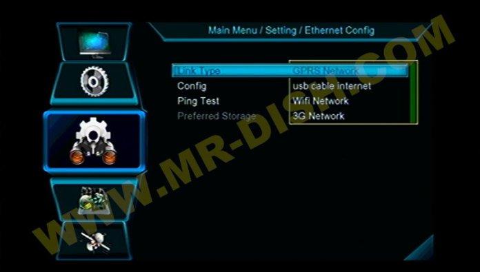NEOSAT N7000 1506LV 8M Network Option