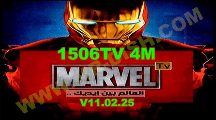 MARVEL 1506TV 4M XTM MENU RECEIVER NEW SOFTWARE