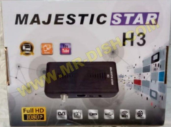 MAJESTIC STAR H3 1506HV SEB3 NEW SOFTWARE