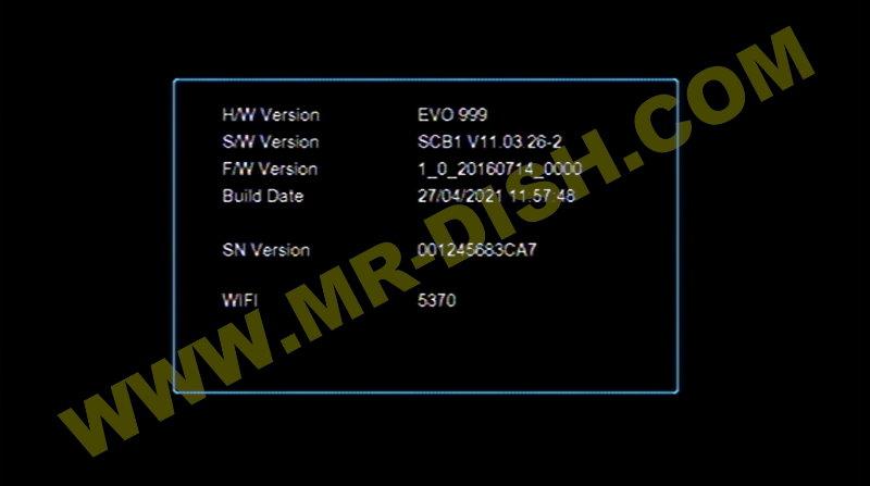 EVO 999 1506TV 4M RECEIVER NEW SOFTWARE V11.03.26-2