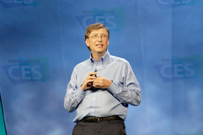 Bill Gates Keynote CES 2007