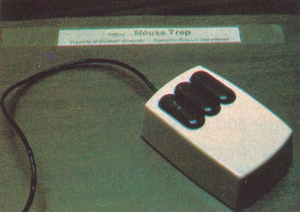 The mouse input device