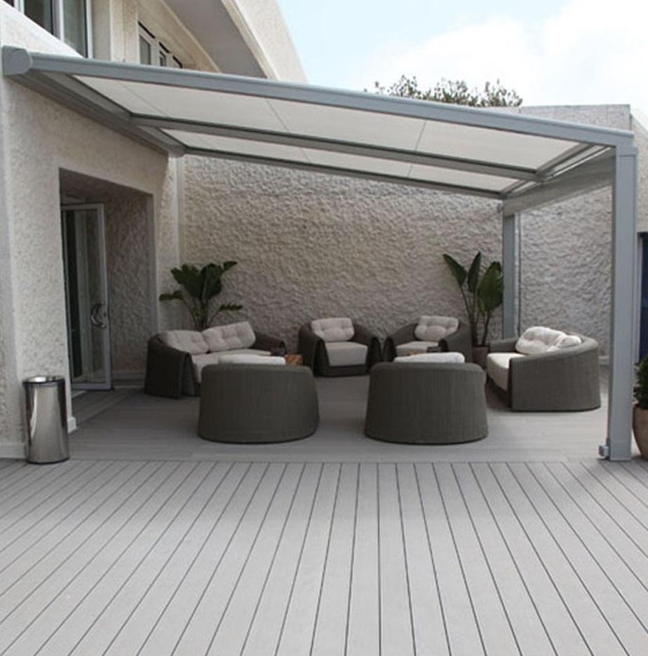 Textiles Terrassendach - Der Flexible Alleskönner Aus Stoff