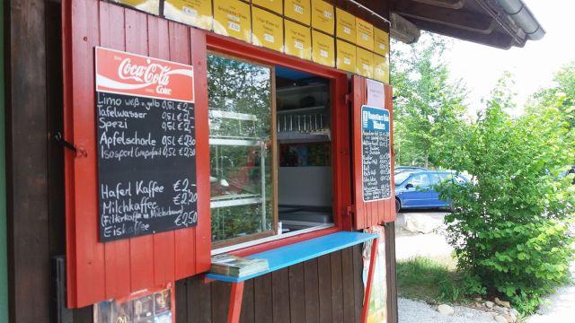 8. September 2018 – Kiosk am Schwaigsee
