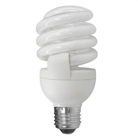 Dimmable Compact Fluorescent ES / E27 20W (=100W)