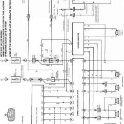 1985 Toyota Mr2 Wiring Diagram 1996 Nissan Maxima Bose Radio Auto Electrical 30 Images