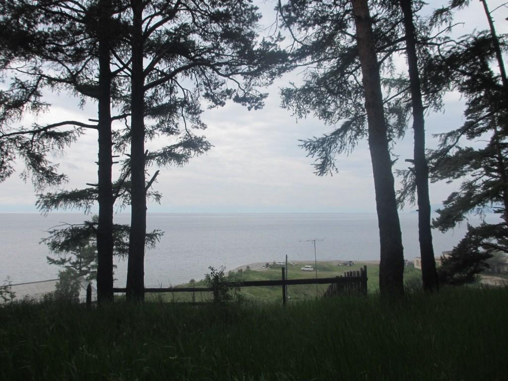Lake Baikal in Siberia, Russia