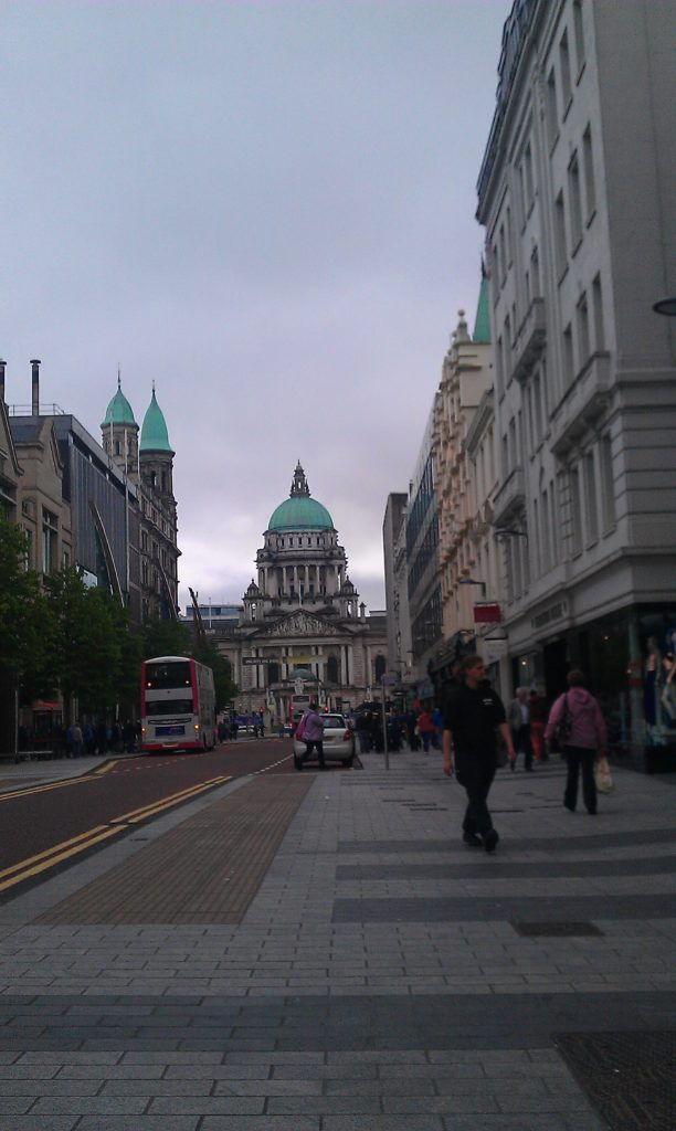 Belfast City Centre
