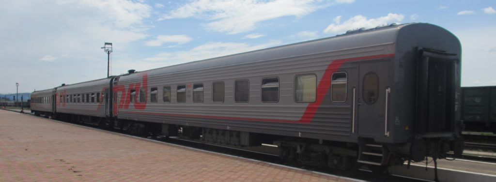 Enjoy the epic Trans-Siberian Railway!
