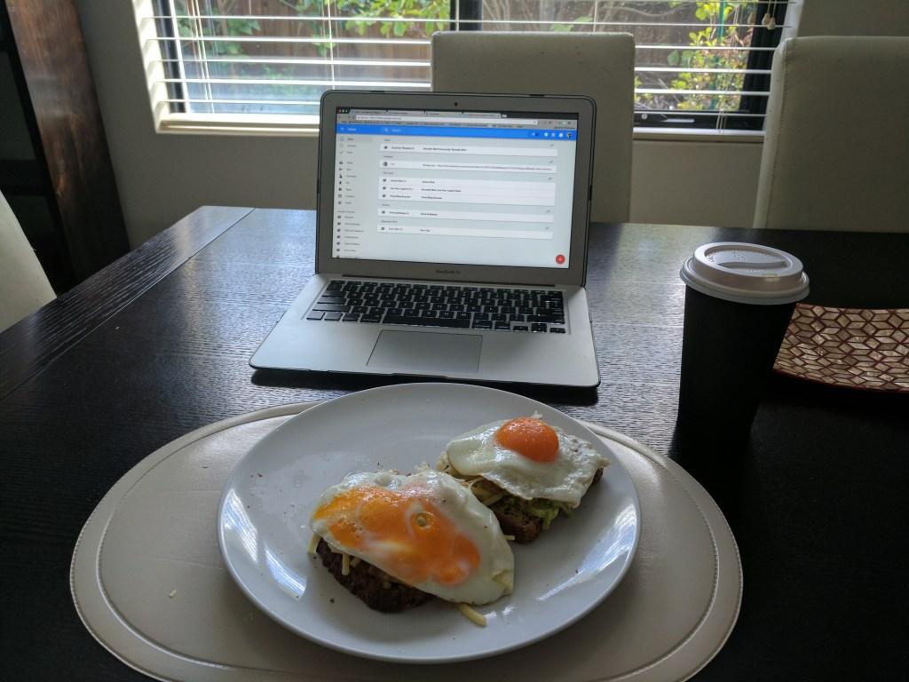 Another working breakfast