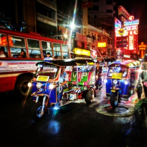 Using Uber in Thailand – Bangkok and Chiang Mai
