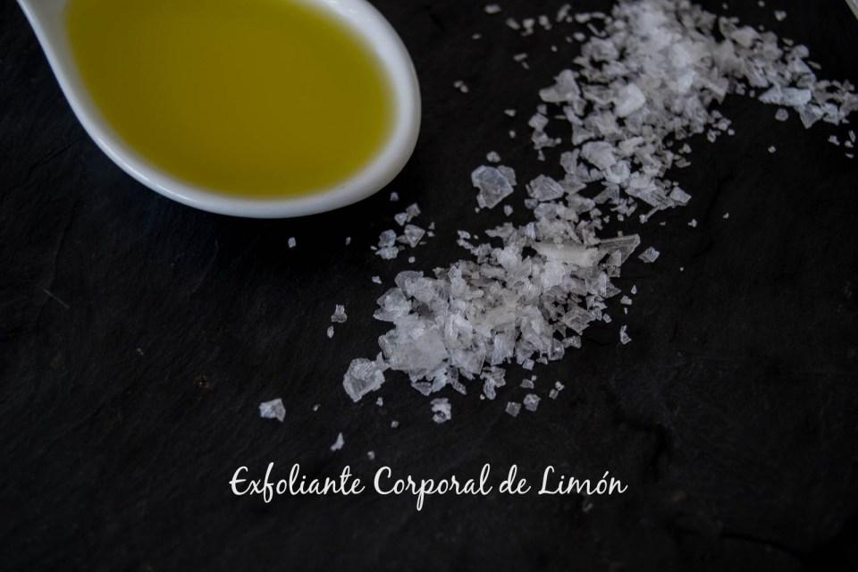 DIY: EXFOLIANTE CORPORAL DE LIMÓN