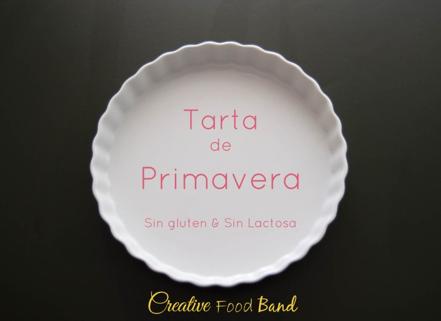 Creative food band tarta de primavera