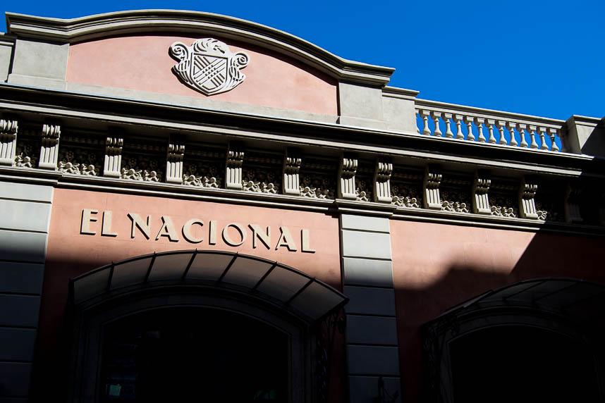 El Nacional, mi Barcelona imprescindible
