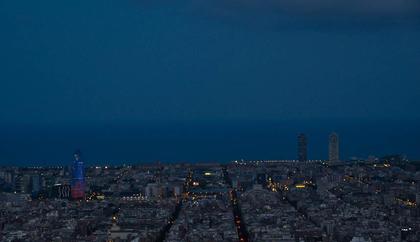 Búnkers del Carmel. Barcelona 360º y un sencillo picnic
