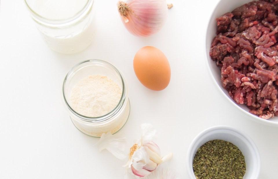 Mi receta de albóndigas caseras sin gluten y algunos tips