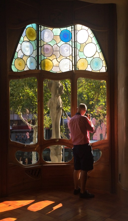 La Casa Batlló de Antoni Gaudí en Barcelona Mrandmslemon.com 20