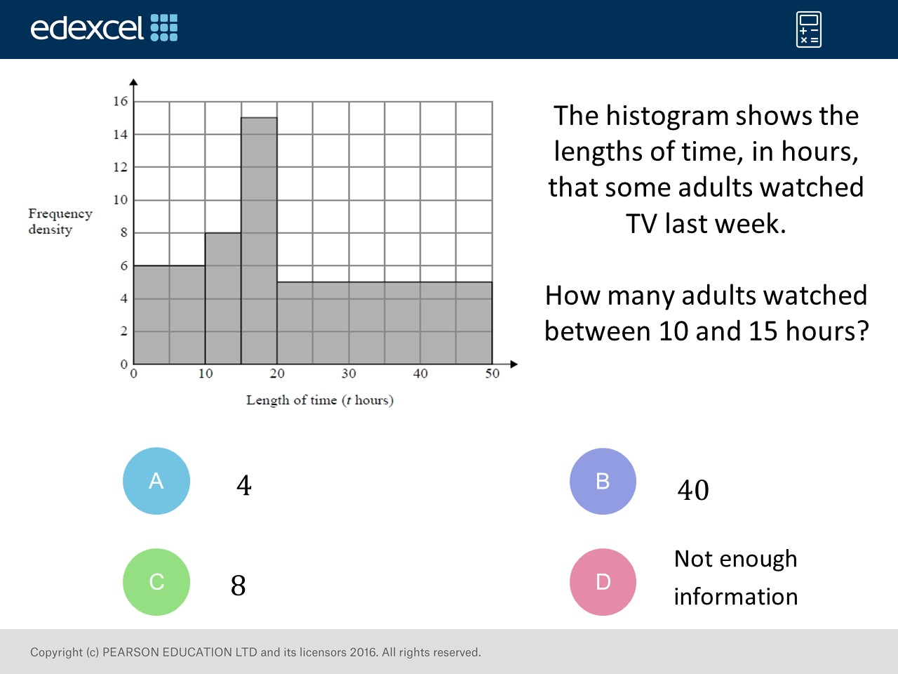Intepreting Histograms Gcse Maths Question Of The Week