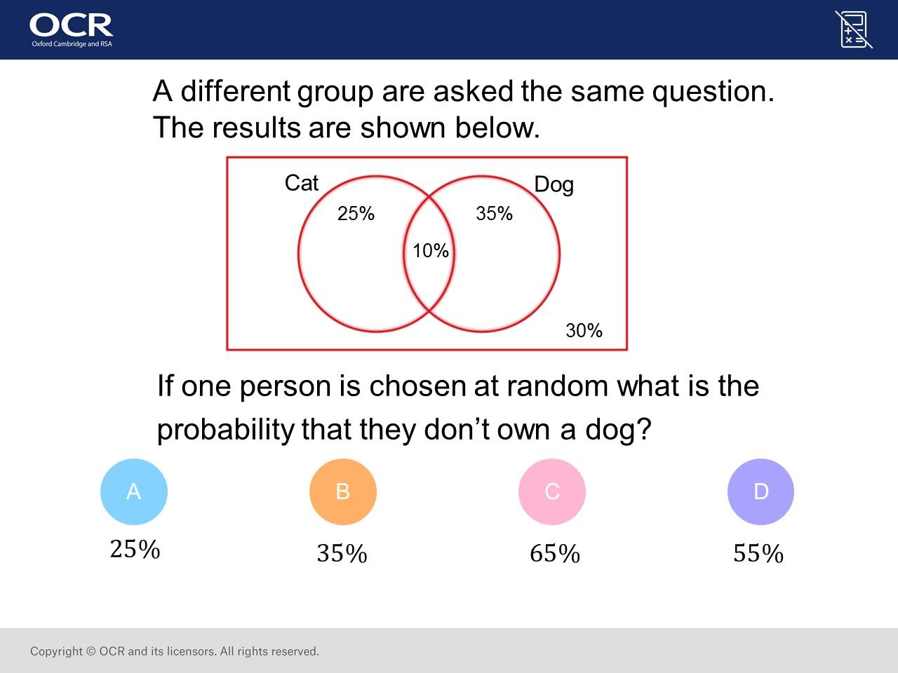 Venn Diagrams Foundation Higher Gcse Maths Question Of The Week On Mr Barton Maths