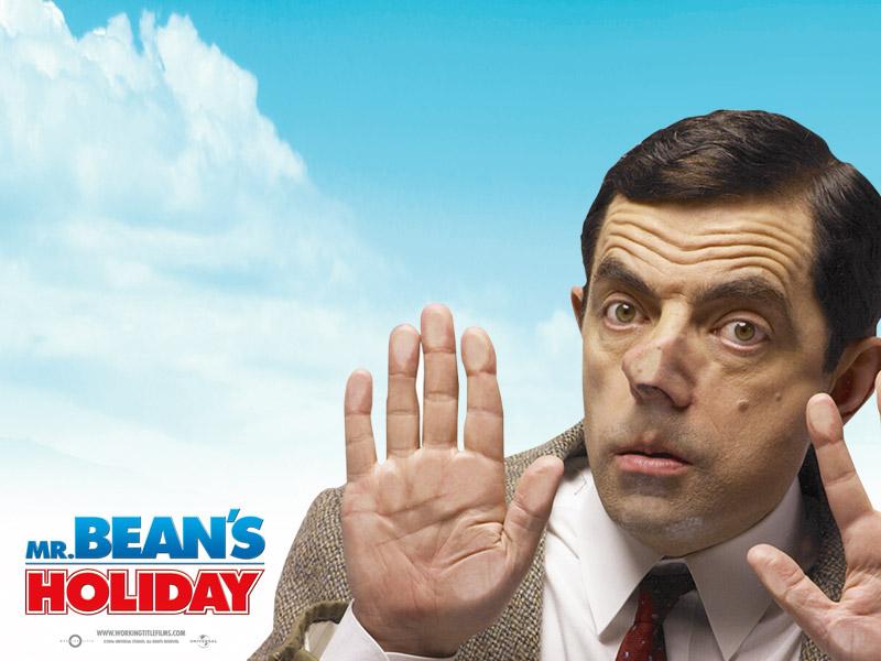 Mr Bean's Holiday Wallpaper