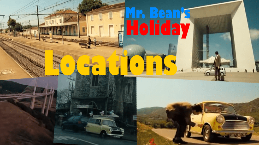 Mr. Bean's Holiday Filming Locations