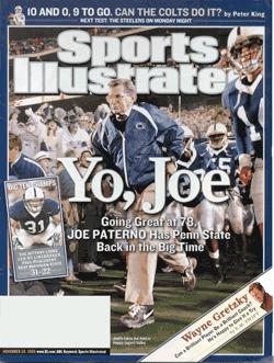 Sports Illustrated, November 28, 2005