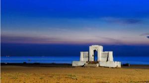 Beaches in Chennai India