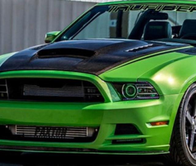 Mustang Carbon Fiber