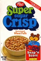 Image result for super sugar crisp