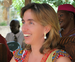 Dr Anna Roca, Epidemiologist, MRC Unit The Gambia