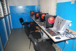 EFSTH refurbished computer room
