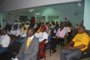 MRC and Me Wellbeing Launched in Keneba