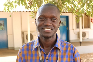 Amadou Faal, Trainee Scientific Officer