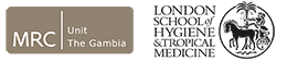 MRC Unit The Gambia at LSHTM Logo