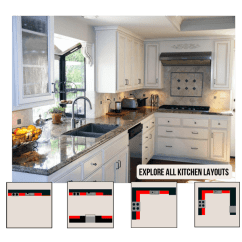 Kitchen Layout Ideas How To Make Spice Racks For Cabinets Planner Examples Images