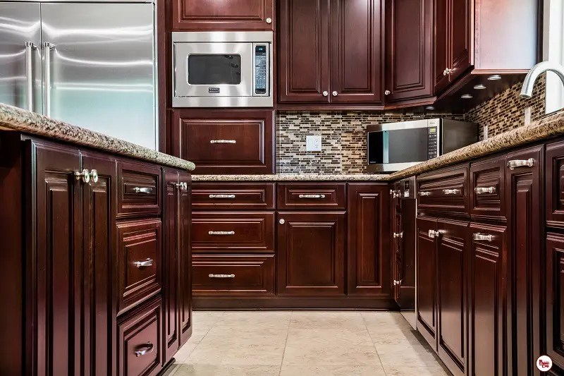 Cabinet Refacing in Lakewood CA  Kitchen Cabinet Refinishing